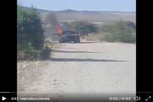 VIDEO: Sicarios del Cártel de Sinaloa muestran ataque contra el CJNG
