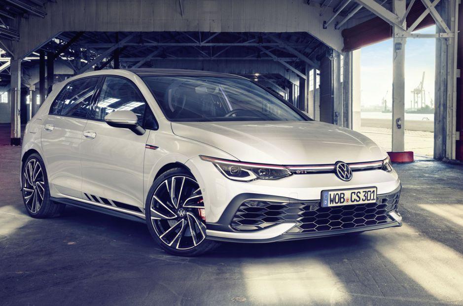 Más deportividad al pie derecho: Volkswagen Golf GTI Clubsport