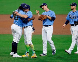 Rays le pega a Astros y comienza la serie con victoria