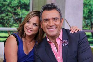 Adamari López y La Chiquibaby le dan amor a su excompañero de Un Nuevo Día, Héctor Sandarti