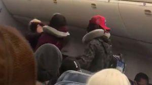 Denuncian agresiones físicas al personal de un vuelo que partió de Miami