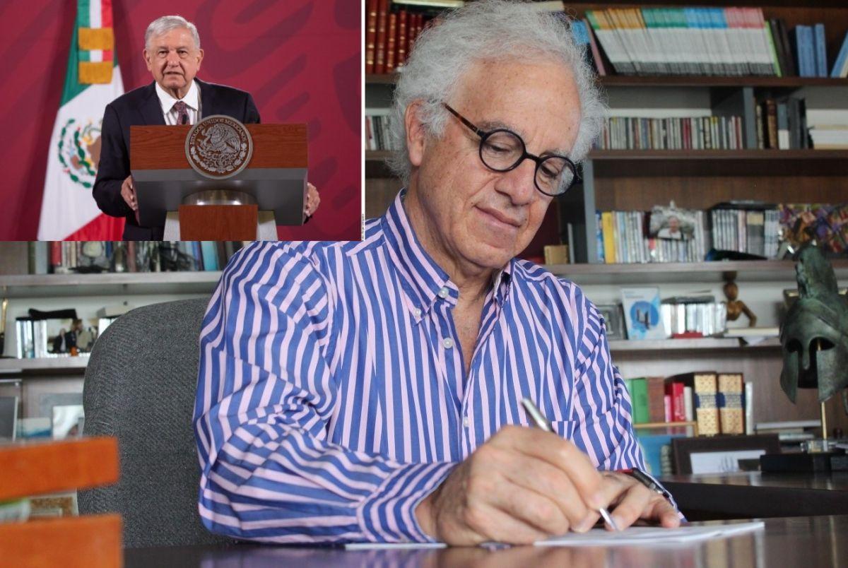 """""""Quemaría vivos a los morenistas en el Zócalo"""", dijo Francisco Martín Moreno yAMLO responde"""