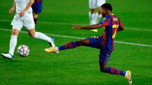 Es toda una realidad: el presente y futuro del Barcelona se llama Ansu Fati