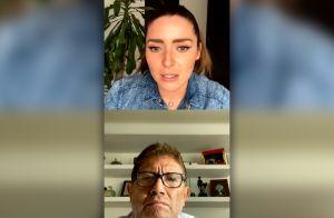 Ariadne Díaz explica por qué salió de telenovela '¿Qué Le Pasa a Mi Familia?'