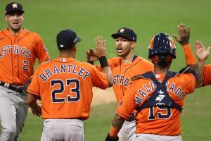 Astros empata serie con Rays y mandan a juego decisivo por el Campeonato de la Liga Americana