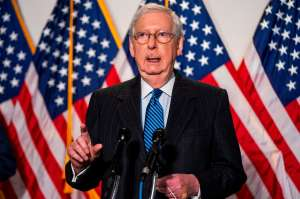 Jefe del Senado asegura votación de cualquier acuerdo de estímulo entre la Casa Blanca y los demócratas
