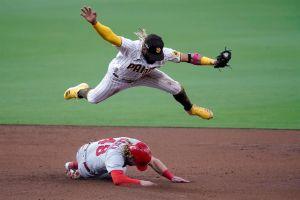 Los Padres de Fernando Tatis Jr. avanzan gracias a joya de pitcheo nunca vista y enfrentarán a Dodgers