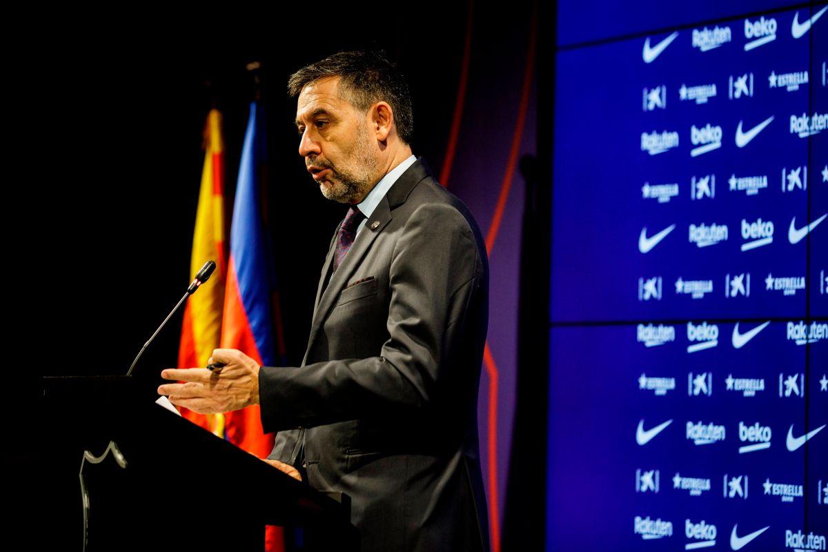 Las últimas horas de Bartomeu: confirma el gobierno que no hay impedimentos para la moción de censura del Barcelona