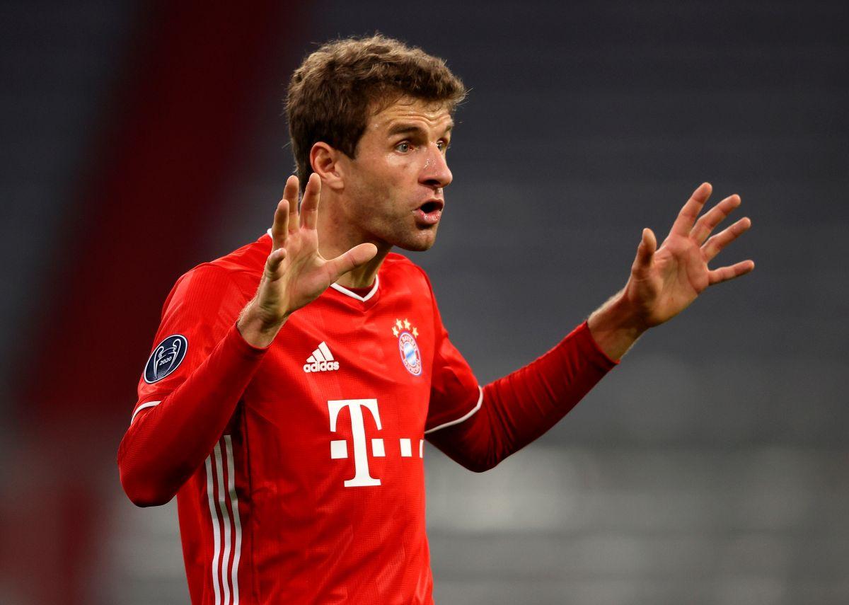El campeón da terror: el Bayern Múnich aplastó al Atlético de Madrid en su debut en Champions League