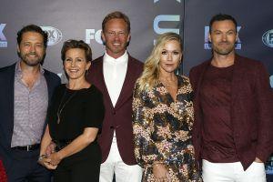 """Los protagonistas de """"Beverly Hills, 90210"""" desmienten la historia sobre su comportamiento de divas"""