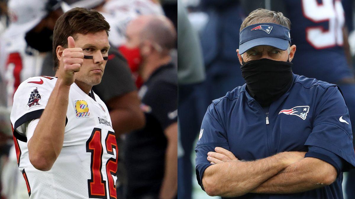 Patriots en caída libre mientras que Brady brilla con Buccaneers