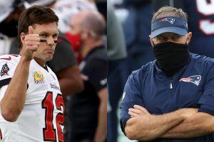Triunfo de Tom Brady desata críticas y burlas hacia Bill Belichick