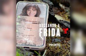 Telemundo lanza primer avance de 'Buscando a Frida', su nueva telenovela estelar