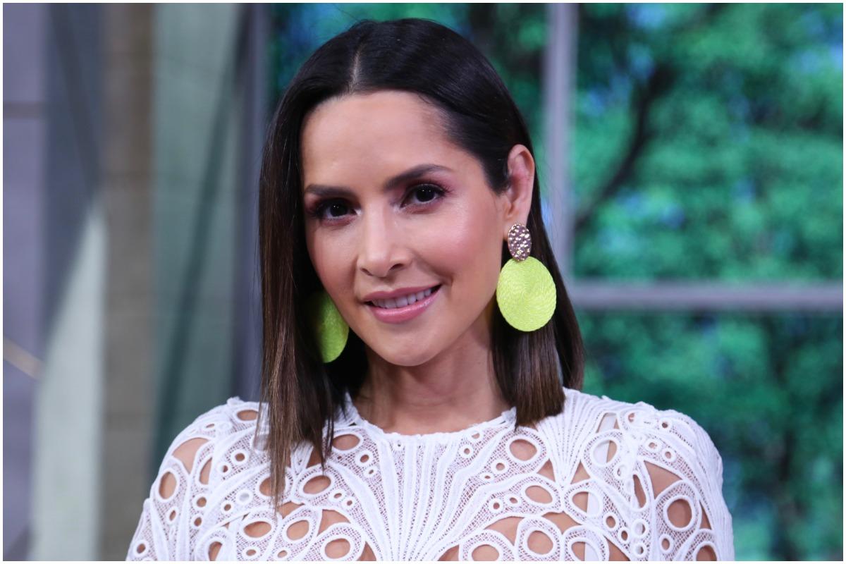 Carmen Villalobos se muestra desde casa como nunca creímos verla