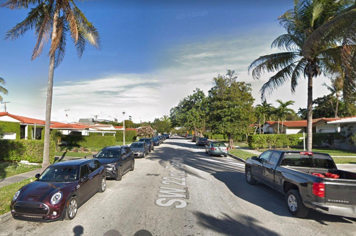 Los hechos ocurrieron en la 22nd Terrace y la 23rd Avenue del Suroeste de Miami.