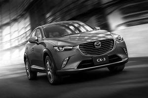 Mazda anuncia nuevas mejoras para la CX-3 2021 en México