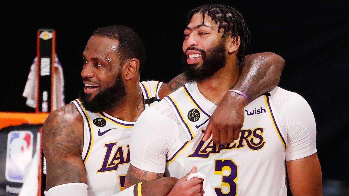 Con todo y el título: Anthony Davis no está seguro de permanecer al lado de LeBron en los Lakers