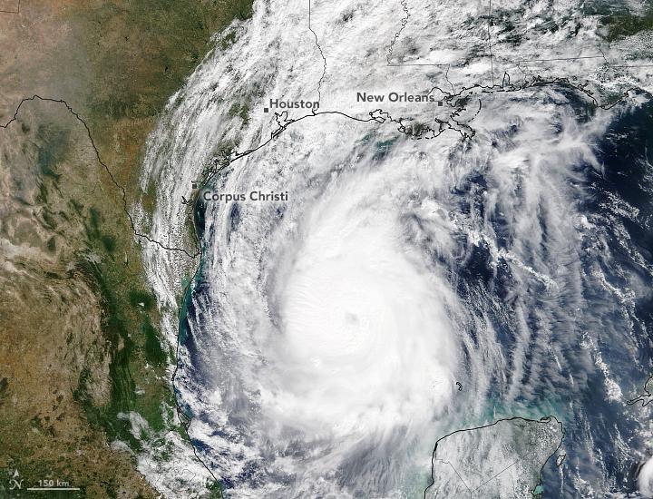 Huracán Delta alcanza Categoría 3 rumbo a Louisiana, a donde llegará el viernes