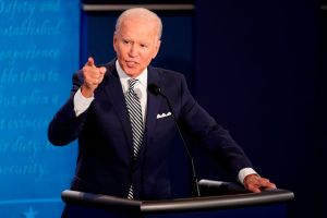 Joe Biden critica la separación de padres e hijos inmigrantes realizada por Trump