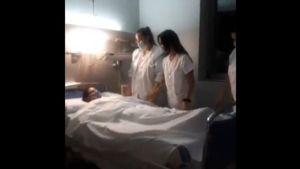 VIDEO: Enfermeras españolas se burlan de muertos con baile en TikTok