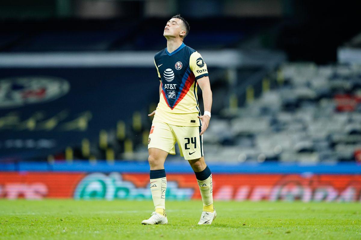 Federico Viñas dio positivo a Covid-19 y será baja ante Tigres