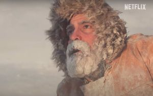 George Clooney sorprende enfrentándose a un apocalipsis climático en 'Cielo de Medianoche'