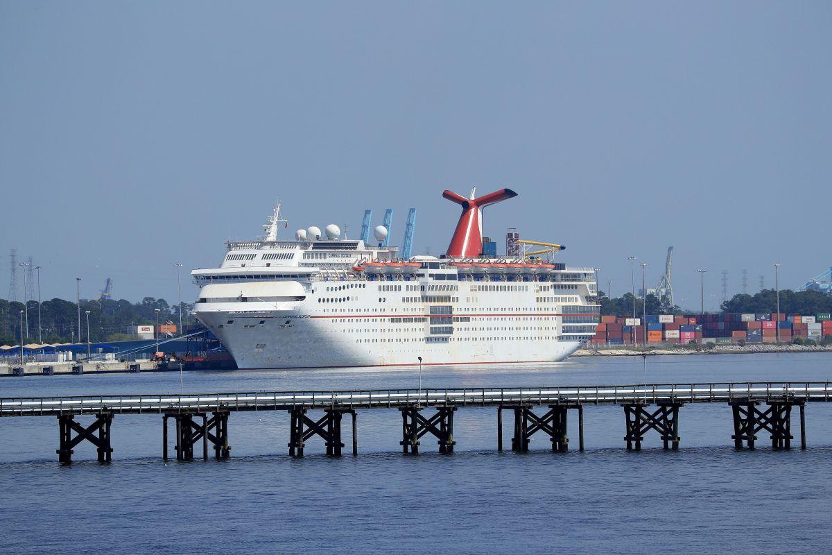 Cruceros Carnival regresan en julio al Puerto de Galveston; solamente viajeros vacunados podrán abordar