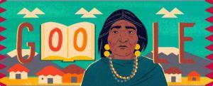 Dolores Cacuango, la líder ecuatoriana a la que Google le dedica su doodle
