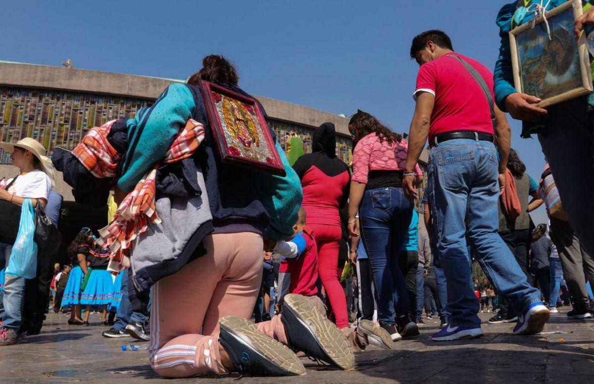 Advierten que celebraciones en la Basílica de Guadalupe disparará contagios de coronavirus