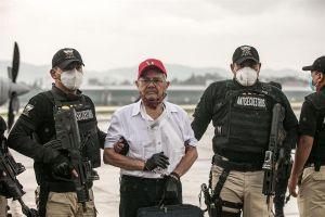 México entrega a Guatemala a guerrillero de las Fuerzas Armadas Rebeldes
