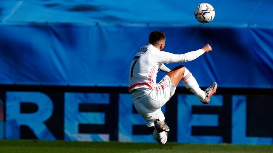 Eden Hazard, un futbolista de clase mundial.