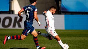 Hazard abrió el camino: el Real Madrid arrasó con el Huesca y se reencontró con el gol