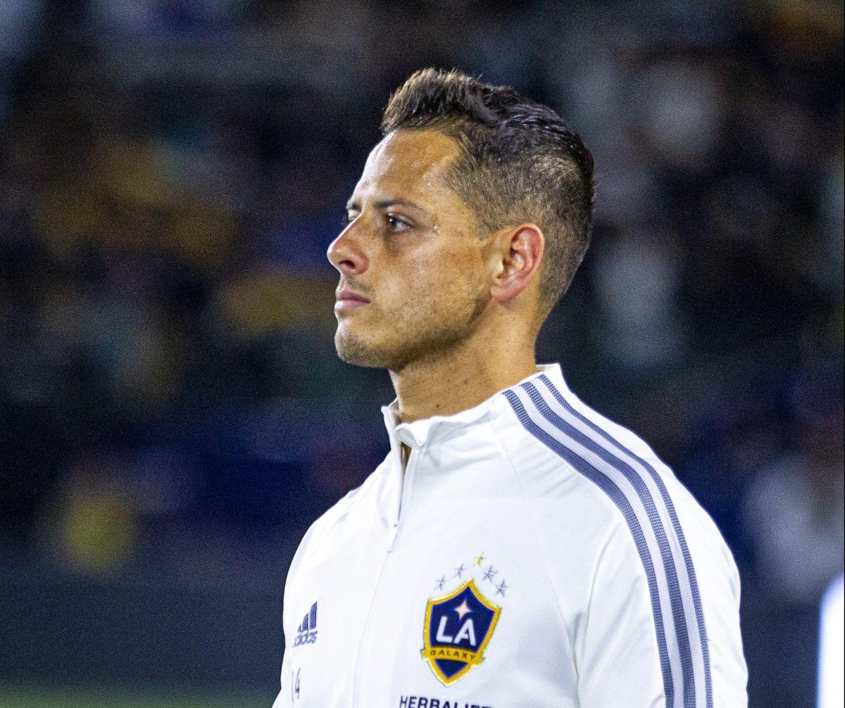 """""""El chip lo tiene, solo hay que activarlo"""", LA Galaxy respalda a Javier Hernández"""