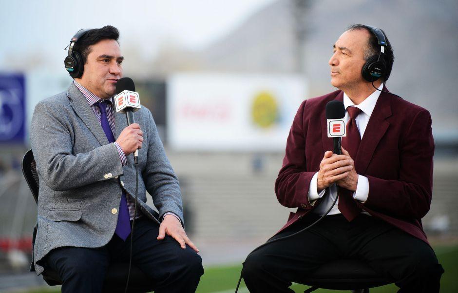 Tunden a Jorge Pietrasanta y piden que no narre partidos de la Serie A