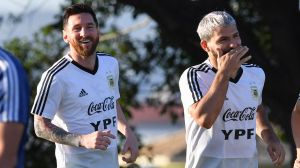 Sergio 'Kun' Agüero aseguró que Messi es muy quejón durante a concentraciones de la selección