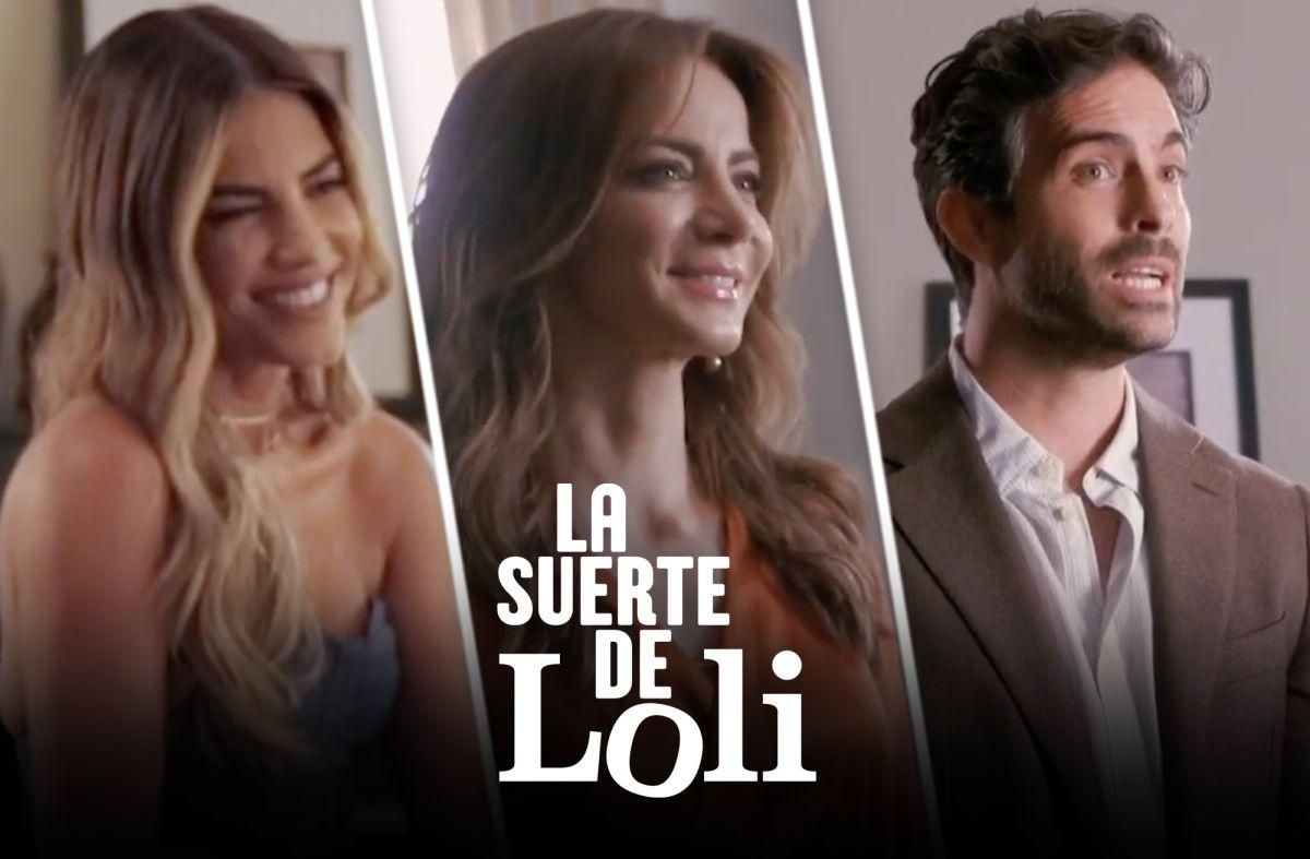 Tras final de 'La Suerte de Loli' en Telemundo, Silvia Navarro habla sobre posibilidad de segunda temporada