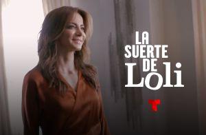 Así es la historia de 'La Suerte de Loli', la nueva telenovela de Telemundo con Silvia Navarro