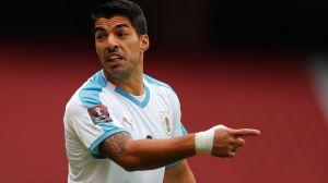 Luis Suárez hace historia en las eliminatorias