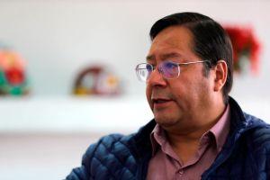 """""""Si Evo Morales quiere ayudarnos será muy bienvenido, pero no estará en el gobierno"""", dice Luis Arce"""