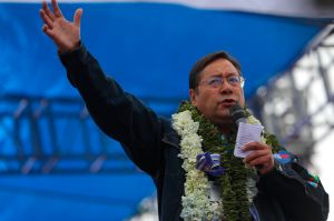 Luis Arce, heredero de Evo Morales se perfila como nuevo presidente de Bolivia