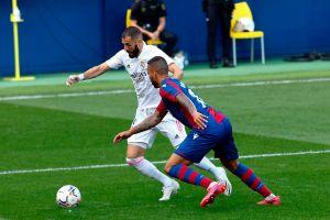 Gana pero no convence: el Real Madrid sufrió para conseguir el triunfo y ser líder de La Liga