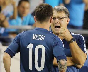 Lionel Messi no respetaba las decisiones de Gerardo Martino cuando era DT de Argentina