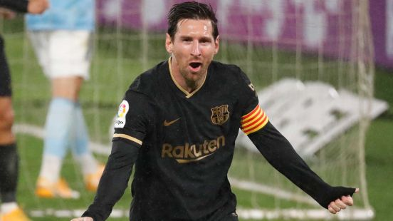 Leo Messi is hooked on Ronald Koeman's new project at Barcelona.
