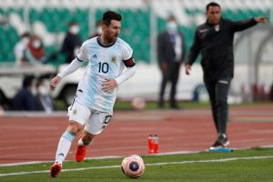 """También Lautaro Martínez está loco por Leo Messi: """"es el mejor jugador del mundo, está a otro nivel"""""""