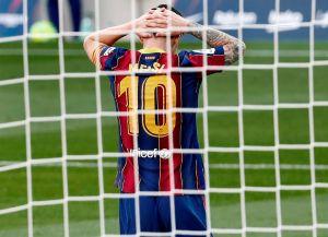 El crack no despega: Leo Messi, eclipsado como nunca por otras estrellas del fútbol mundial