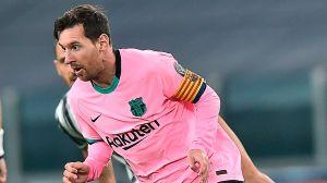 El cheque está listo: el Manchester City quiere amarrar a Leo Messi el 1 de enero