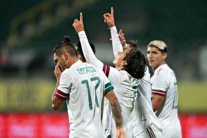 Buen fútbol y excelentes goles: En un partidazo, México y Argelia empatan a dos