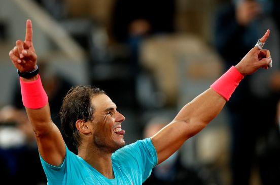 Nadie ha dominado un torneo como lo ha hecho Rafa Nadal en Roland Garros.