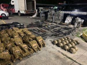 Golpe al CJNG, desmantelan narcorancho en Jalisco