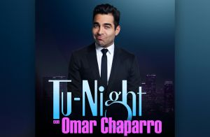 Omar Chaparro regresa con 'Tu-Night' en EstrellaTV